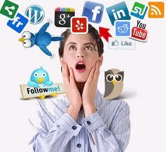 social media for plumbing marketing